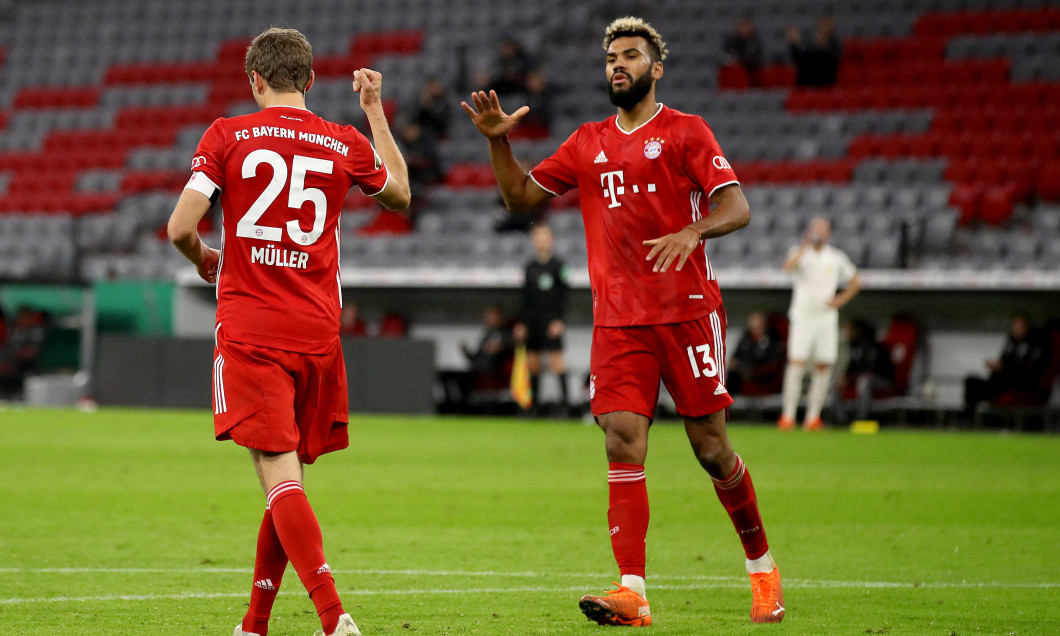 1. FC Dueren v FC Bayern Muenchen - DFB Cup: First Round