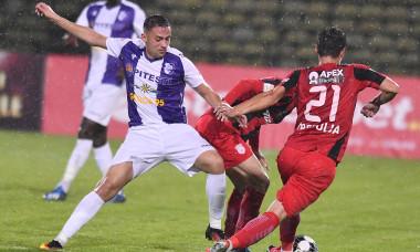FOTBAL:FC ARGES-ASTRA GIURGIU, LIGA 1 CASA PARIURILOR (16.10.2020)
