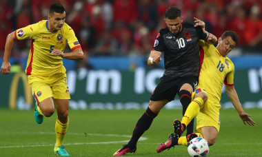Romania v Albania - Group A: UEFA Euro 2016