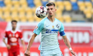 Florin Tănase, în meciul Sepsi - FCSB / Foto: Sport Pictures