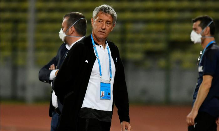 Cristiano Bergodi, antrenorul Universității Craiova / Foto: Sport Pictures