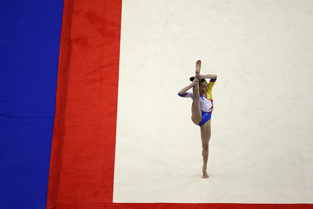 Artistic Gymnastics World Championships 2009 - Day Two
