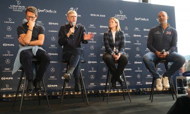 Media Interviews - 2020 Laureus World Sports Awards - Berlin