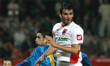FOTBAL:DINAMO BUCURESTI-FCM BACAU 7-3 DIVIZIA A (19.09.2003)