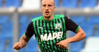 Vlad Chiricheș, în tricoul lui Sassuolo / Foto: Getty Images