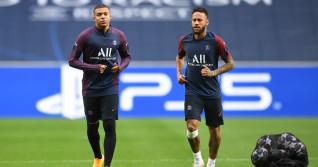 Mbappe-Neymar