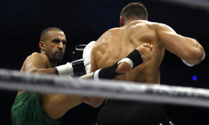 Glory Kickboxing - Collision 2