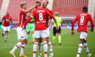 AZ Alkmaar v FC Viktoria Plzen - UEFA Champions League: Second Qualifying Round