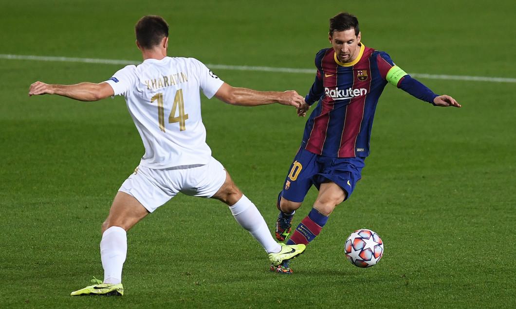 FC Barcelona v Ferencvaros Budapest: Group G - UEFA Champions League