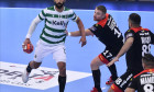 HANDBAL MASCULIN:DINAMO BUCURESTI-SPORTING CLUB PORTUGAL, EHF EUROPEAN LEAGUE (20.10.2020)