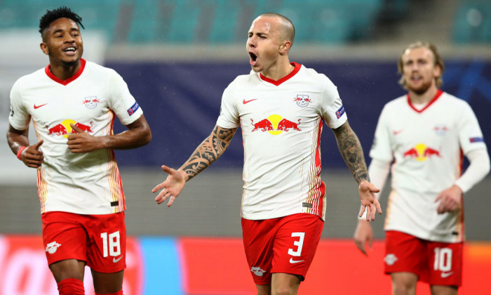 RB Leipzig v İstanbul Basaksehir: Group H - UEFA Champions League