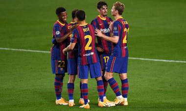 FC Barcelona v Ferencvaros