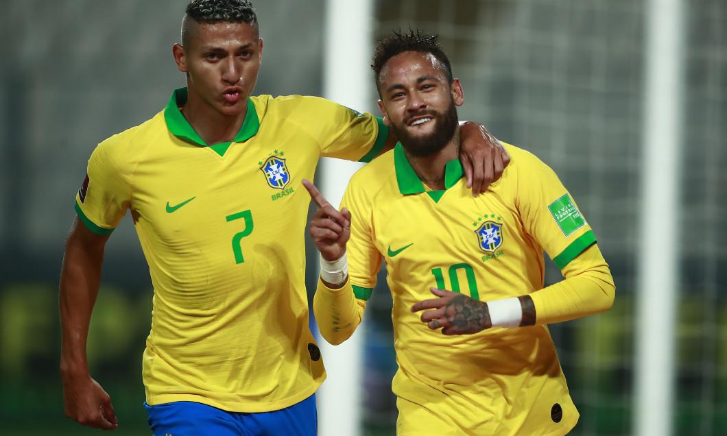 Neymar - Richarlison