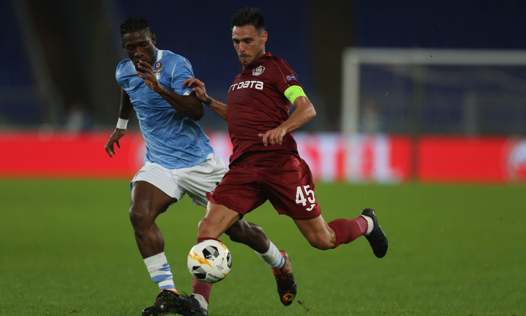 SS Lazio v CFR Cluj: Group E - UEFA Europa League