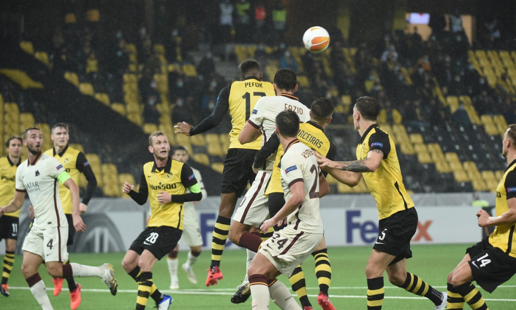 UEFA Europa Cup: BSC Young Boys - AS Roma