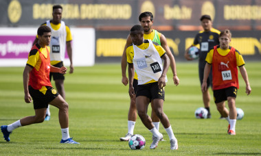 Borussia Dortmund - Training Session