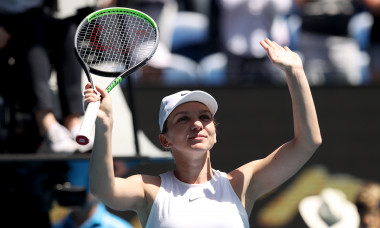 Simona Halep, la Australian Open 2020 / Foto: Getty Images