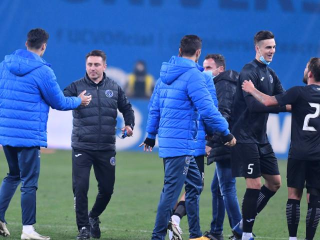 """Ilie Poenaru a dezvăluit factorul decisiv pentru victoria de la Craiova:  """"Le-am spus asta"""""""
