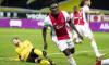 Lassina Traore, după un gol marcat pentru Ajax la Venlo / Foto: Profimedia