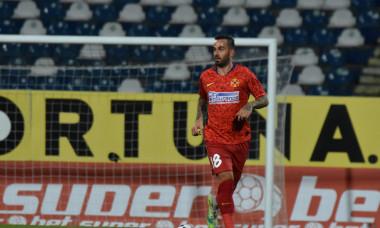 Aristidis Soiledis, fundașul stânga de la FCSB / Foto: Sport Pictures
