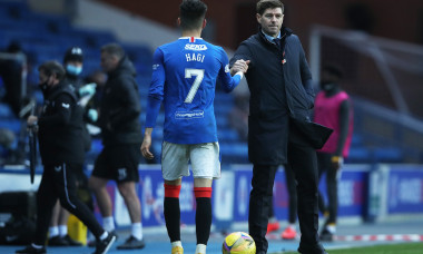 Rangers v Livingston - Ladbrokes Scottish Premiership