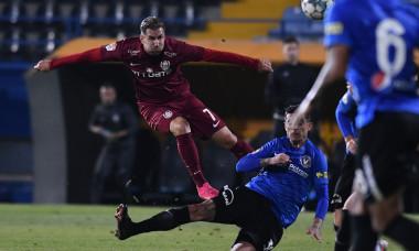 FOTBAL:FC VIITORUL CONSTANTA-CFR CLUJ, LIGA 1 CASA PARIURILOR (4.10.2020)