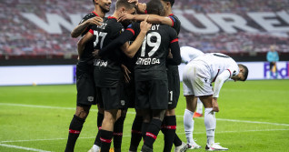 Bayer 04 Leverkusen v OGC Nice: Group C - UEFA Europa League