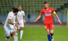 Florin Tănase, într-un meci Hermannstadt - FCSB / Foto: Sport Pictures