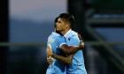 Joaquin Correa, într-un meci Frosinone - Lazio / Foto: Getty Images