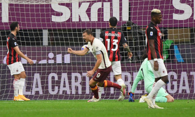 (SP)ITALY MILAN FOOTBALL SERIE A AC MILAN VS ROMA