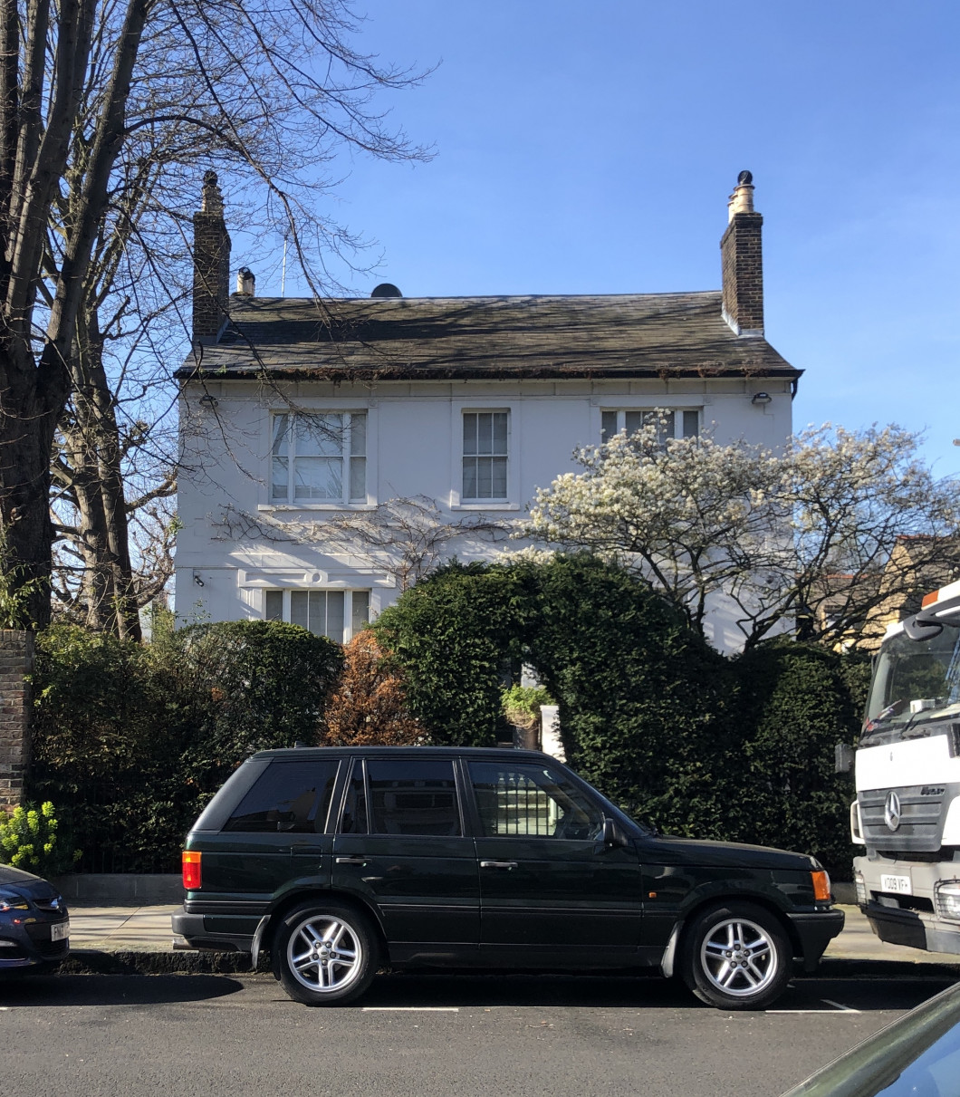 EXCLUSIVE: Lewis Hamilton wins planning permission for controversial extension at £18m London home he's never even set foot in - despite opposition from artists led by David Hockney