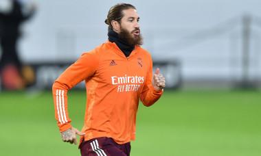 Bluza de trening care a dus la răbufnirea lui Sergio Ramos / Foto: Profimedia