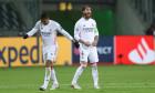 Sergio Ramos, în meciul Borussia Monchengladbach - Real Madrid / Foto: Getty Images