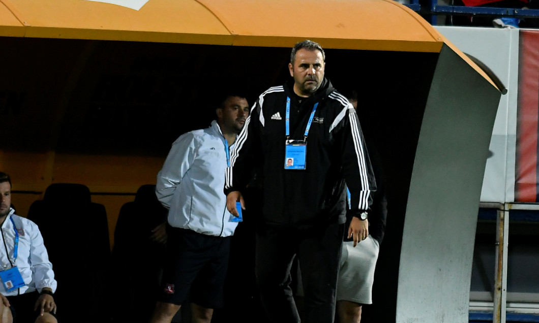 Alexandru Pelici este noul antrenor al lui CS Mioveni / Foto: Sport Pictures