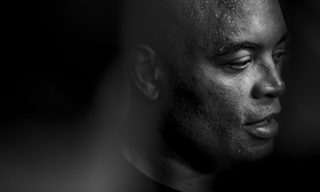 Media Day with Anderson Silva