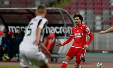 Diego Fabbrini, într-un meci Dinamo - Astra / Foto: Sport Pictures