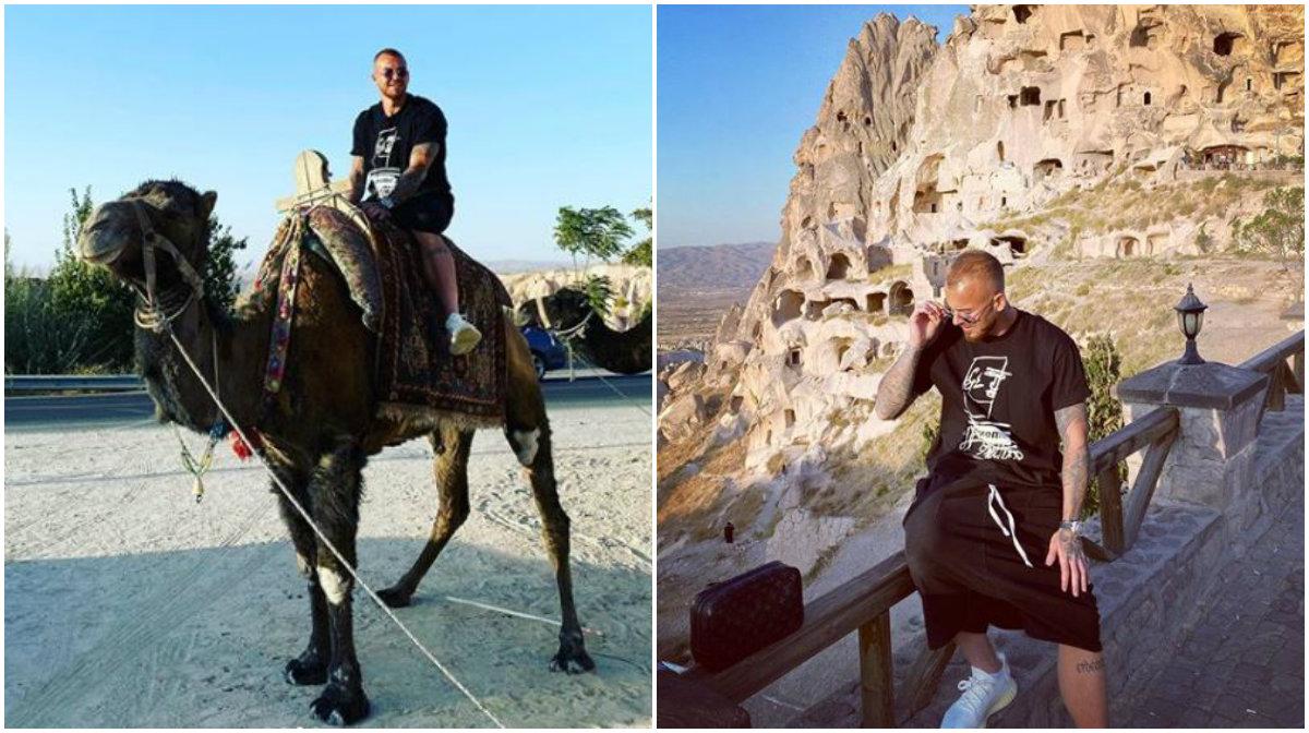Denis Alibec se plimba pe cămilă în momentul cutremurului din Turcia. Ce făcea Silviu Lung în timpul dezastrului