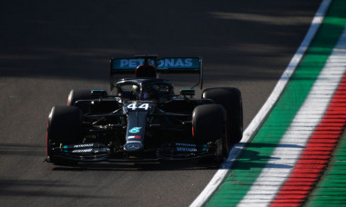 F1 Grand Prix of Emilia Romagna - Practice & Qualifying