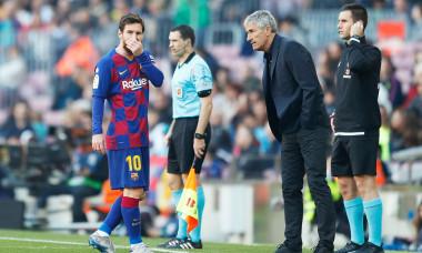 Soccer : La Liga Santander 2019-20 : FC Barcelona 5-0 SD Eibar