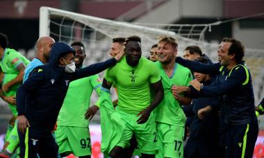 Felipe Caicedo a adus victoria lui Lazio în meciul cu Torino / Foto: Getty Images