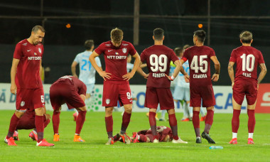CFR Cluj v Dinamo Zagreb - UEFA Champions League Second Qualifying Round