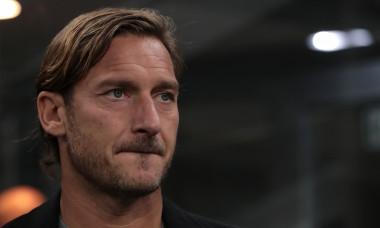 Francesco Totti, fostul atacant de la AS Roma / Foto: Getty Images
