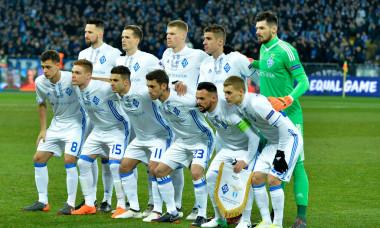 Dynamo Kiev v Lazio - UEFA Europa League Round of 16: Second Leg