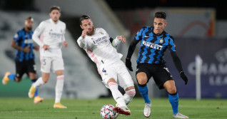 Real Madrid v FC Internazionale: Group B - UEFA Champions League