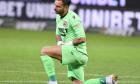 Rene Hinojo, portarul lui Dinamo / Foto: Sport Pictures