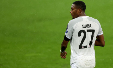 David Alaba, fundașul lui Bayern Munchen / Foto: Getty Images