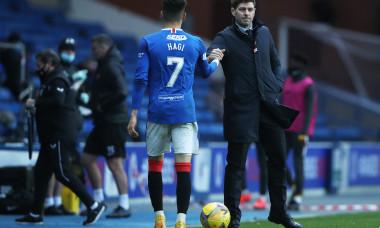 Rangers v Livingston - Ladbrokes Scottish Premiership