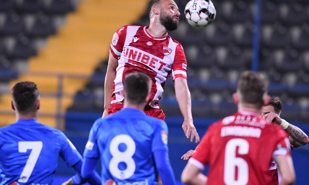 FOTBAL:FC VIITORUL CONSTANTA-DINAMO BUCURESTI, LIGA 1 CASA PARIURILOR (8.11.2020)