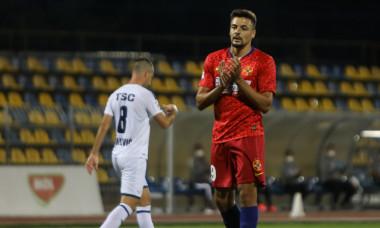 Adi Petre, atacantul împrumutat de FCSB la Cosenza / Foto: Sport Pictures