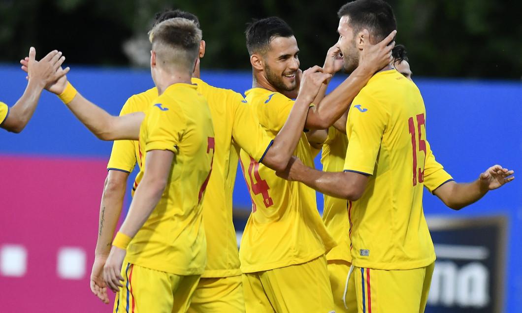 FOTBAL:ROMANIA U21-FARUL CONSTANTA, AMICAL (6.08.2020)